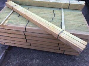 Frei Haus! 10 Stück 2 Meter Holzlatten 30 x 50 mm 3 x 5 cm Konstruktionsholz