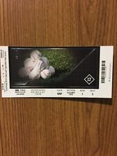 Derek Jeter Retirement Ceremony 5/14/17 Field MVP Club Rare Ticket Stub Mint