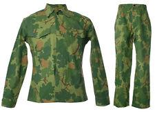VIETNAM WAR US MITCHELL CAMO UNIFORM P53 FIELD JACKET TROUSER XL-33599