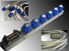 2 x Barra elettrificata FROR Par 64 Scanner Testa Mobile Spot Teatro Elettrica