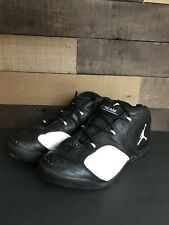 outlet store 180f0 105f8 NIKE AIR JORDAN TEAM DEUCE-TREY (black white ) Basketball sneakers SZ 12