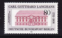 Germany Berlin 9N479 MNH 1982 State Theater at Charlottenburg Issue Very Fine