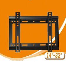 TV Wandhalterung Wandhalter Plasma LCD LED 3D Plasma Fernseher 14 bis 32 Zoll DE