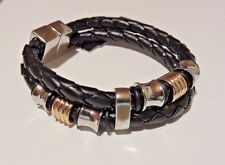 GUESS LEATHER BRACELET NWT