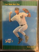 Derek Jeter 1993 Score Select RC Rookie Card #360 - New York Yankees