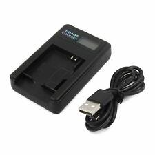 Camera Battery Charger NP-FW50 Sony NEX7 SLT-A55 RX10 II A5000 A7R II RX10 II