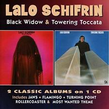 Lalo Schifrin - Black Widow / Towering Toccata (NEW CD)