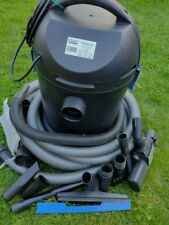 More details for oase pondovac classic 1400w koi fish pond vacuum 50110 wet or dry hoover