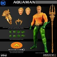 Mezco Aquaman Classic Comic Ver. One:12 Collective Action Figure* PREORDER*