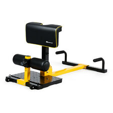 8-in-1 Multifunctional Squat Machine Deep Sissy Squat Home Gym Fitness Equipment