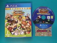 PS4 : harvest moon - light of hope