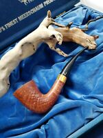 NEVER SMOKED Antique Rare Made in Israel DIALITE Air Cooled Pipe Virgin Survivor