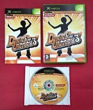 Dancing Stage Unleashed 3 - XBOX - USADO - MUY BUEN ESTADO