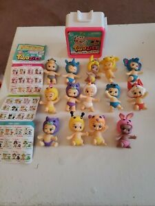Twozies Lot 14 Figures Collector's Guide
