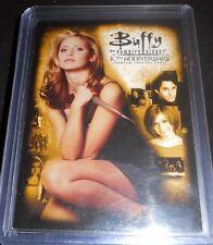 Buffy 10th Anniversary TV-Show Promo Trading Card P-1 2007
