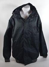 2016 NWOT MENS GRENADE COURAGE JACKET $200 L black insulation skirt gray gloves