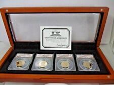 (3) Presidential Dollar Proof Sets  2012s,13s, 09'  in Boxes  PR70  Save   #C209
