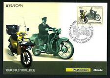 Italia Repubblica 2013 - Cartolina Filatelica Europa / Poste - euro 0,70