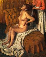 "Edgar Degas Vintage""A woman having her hair combed "" Photo11x14 in Art Reprint"