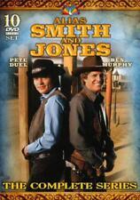 ALIAS SMITH AND JONES: THE COMPLETE SERIES NEW DVD