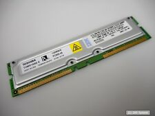 IBM 20l0281 128mb RIMM pc800 memoria RAM Modulo per NETVISTA, IntelliStation