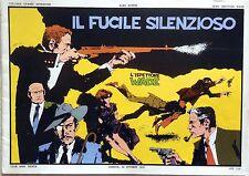 CLUB ANNI TRENTA SERIE ISPETTORE WADE IL FUCILE SILENZIOSO 1972