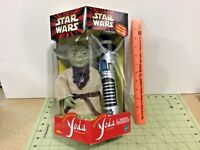 Star Wars Interactive Yoda by Hasbro! NIB, free shipping!