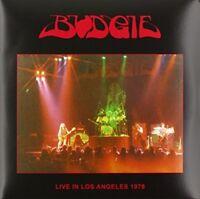 Budgie - Live In Los Angeles 1978 [New Vinyl LP] UK - Import