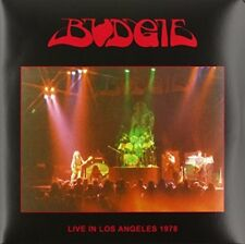 Budgie - Live In Los Angeles 1978 [New Vinyl LP] UK - Import