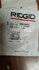 Ridgid, Genuine 358 Latch Pin, Cat#35355