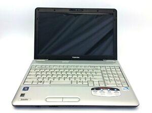 Toshiba Satellite L505-ES5018 Windows 7 Home Prem Intel Pentium Laptop Parts