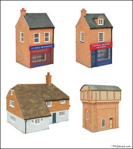Hornby OO Gauge Skaledale Resin Buildings, Variants available, Brand New.