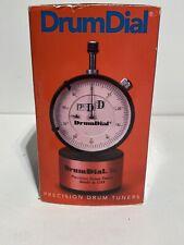 DrumDial Precision Drum Tuner Great Condition Works K1