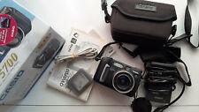 Original Digitalkamera Casio QV5700, 5MP, schwarz