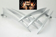 WOLVERINE LOGAN CLAWS GARRAS COSPLAY DISFRAZ LOBEZNO PLASTIC X-MEN TOY ABS