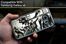 Elvis Jail House Rock Hard Case Fits Samsung Galaxy S6