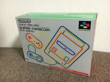 Nintendo Super Famicom Classic Mini Games New SNES From Japan