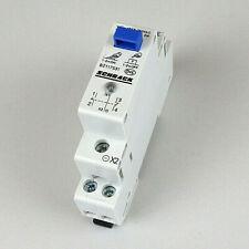 250V // 6Amp. Mini/_ Einbau ohne Kontrolle 1x Ein Wipptaster Rot