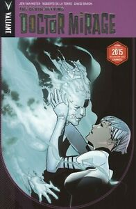 DEATH DEFYING DOCTOR MIRAGE TP VOL 01 VF/NM VALIANT HOHC