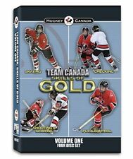 Team Canada Skills of Gold: Vol. 1 Hockey Instructional (DVD)  SET BRAND NEW