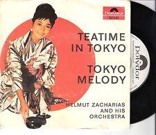 HELMUT ZACHARIAS - Tokyo melody                                      ***Promo***