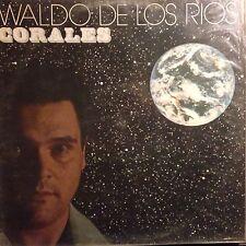 WALDO DE LOS RIOS • Corales • Vinile LP • 1977 WEA