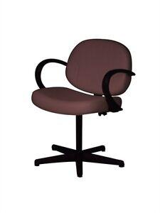 Modern Salon Belvedere Riva Shampoo Chair - Black