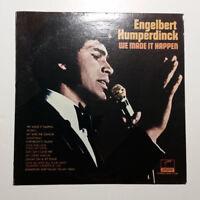 Engelbert Humperdinck / We Made It Happen (Vinyl LP)