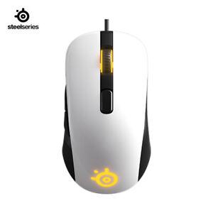 SteelSeries RIVAL 106 Gaming Mouse Mirror 7200DPI TM1 Gaming Sensor 80g White