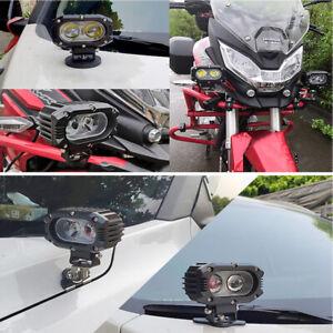 50W LED 6000K Work Light Aluminum Spotlight Fog Driving Off Road Light Headlight