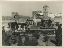 La kasbah des Oudayas à Rabat (Maroc, Morocco). Ca. 1935.