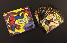 SPIDER-MAN COLLECTIBLE SERIES #1-24 Newspaper Comics + ART OF SPIDER-MAN HC Book