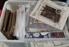 X200 Huge Lot Collection of 200 Random Antique Vintage Sheet Music 1900's & Up