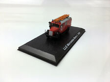 Atlas 1:72 LLG Mercedes-Benz L 1500 Fire Engine Diecast Metal Model